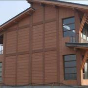 精致美观的木屋别墅