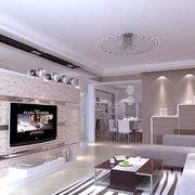 温馨小户型客厅装修
