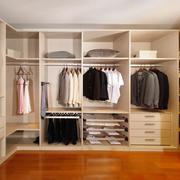 豪华整洁整体衣柜