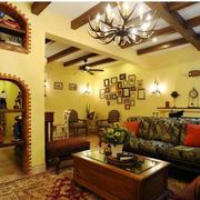 绚丽客厅的设计