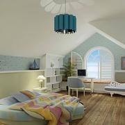 精致唯美的卧室装修效果图
