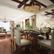 经典美式客厅