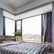 经典卧室飘窗设计