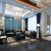 风格独特的客厅设计