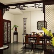 中式室内装修效果图