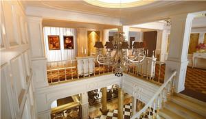 精致唯美的欧式楼梯