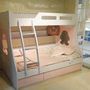 简约大方儿童床