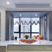 舒适客厅飘窗设计