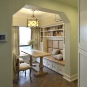 淡雅明亮客厅设计