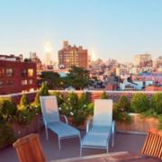 温馨舒适的阳台