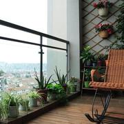 观光效果好的阳台设计