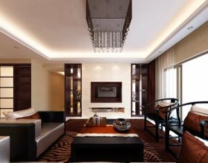 设计唯美的客厅装修