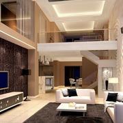 欧式客厅地板设计