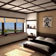 明亮整洁卧室设计