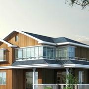 视觉感好的别墅设计