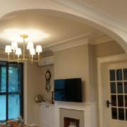 精致的客厅吊灯设计