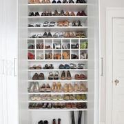 鞋柜内部摆设