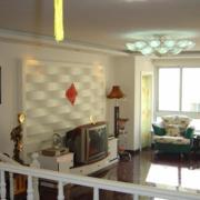 时尚简约的客厅设计
