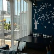 咖啡厅窗帘设计