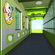 幼儿园多彩壁纸