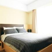 采光性极好的卧室