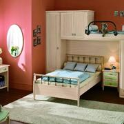 环境舒适的儿童房