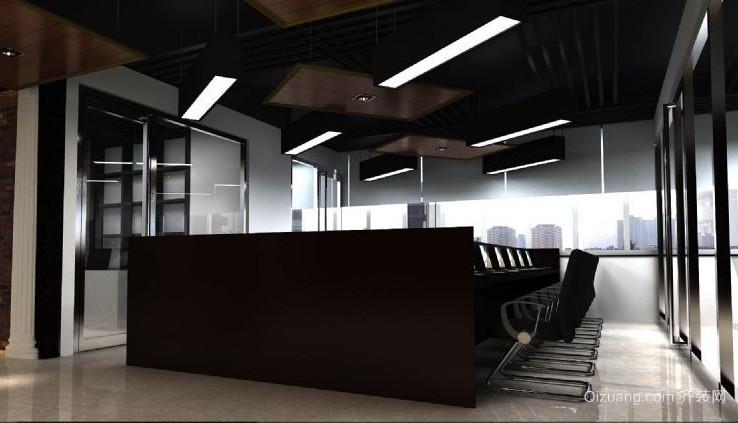 2015巴洛克办公室装修效果图