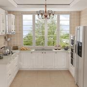 大户型厨房吊灯设计
