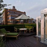 环境优美的阳台设计