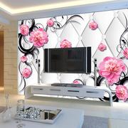 创意独到的3d背景墙