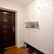 现代客厅鞋柜设计