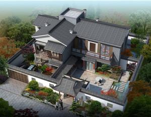 给人以美感的2015农村房屋设计图