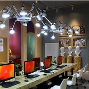 办公室灯光设计