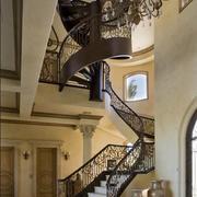 高档精致楼梯装修