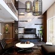 精美的客厅吊灯设计