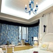 卧室飘窗花纹设计