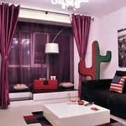 浪漫客厅装修效果图