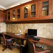 精致书房实木家具
