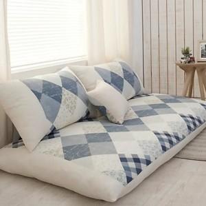 舒适素雅客厅沙发