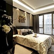 前卫摩登的卧室