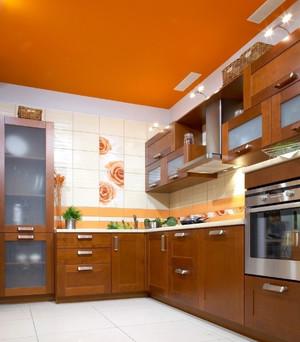 三室二厅北欧风格厨房装修效果图