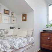 卧室个性床图片