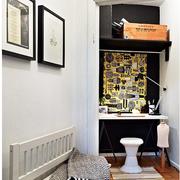 简约现代小卧室