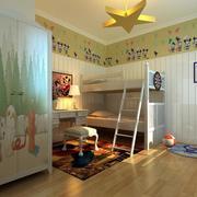 精致前卫儿童房