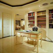 简欧式风格家居书柜