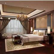 古典优雅的卧室