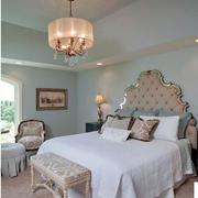 自然时尚卧室图片