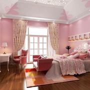 豪华可爱温馨卧室