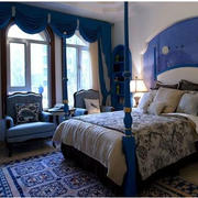 地中海风格家居卧室