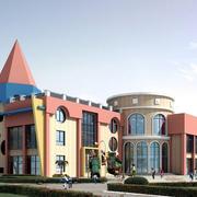 高级都市幼儿园